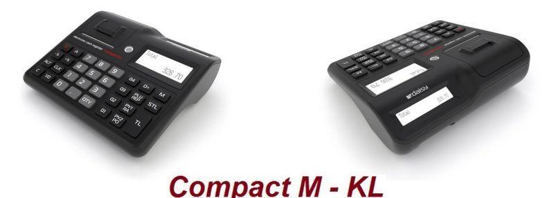 Нов касов апарат Compact M - KL