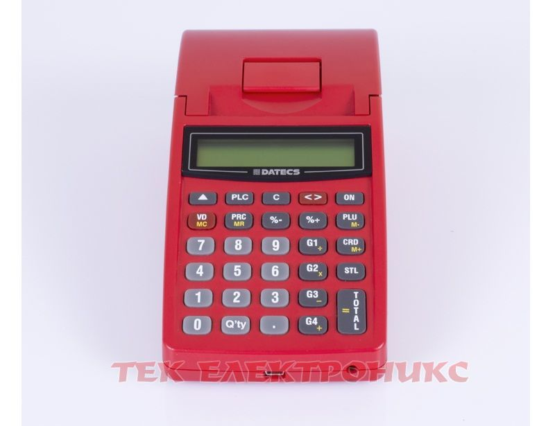 Datecs DP-05 - с батерия