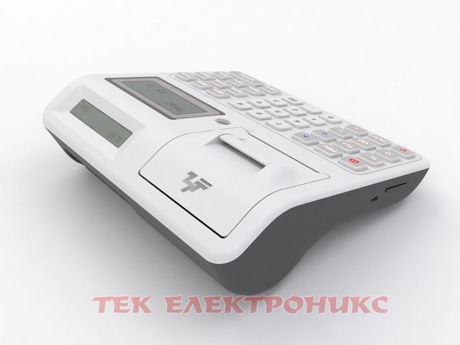 ZIT B30 - с батерия