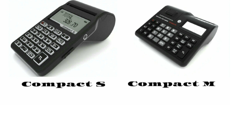 Сторно касов бон на сериите Compact S /Compact M
