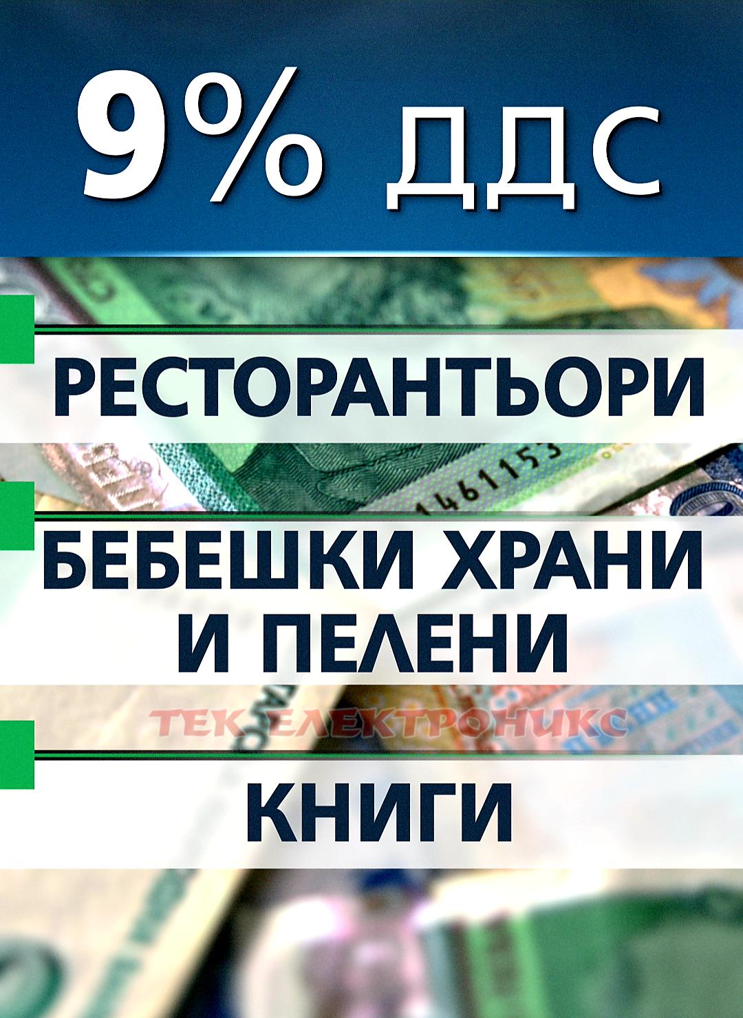 Промени в ЗДДС в сила от 1 юли 2020 г.